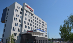 Отель Hampton by Hilton Ufa